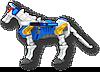 Screechers Wild! Роялис Royalis S2 L2 Машинка-трансформер EU684301