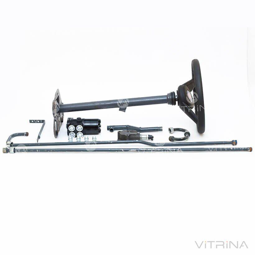 Комплект переоборудования Т-150 с клапаном давления   переделка на насос дозатор VTR