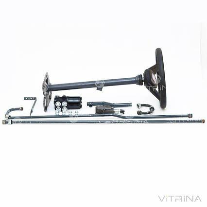 Комплект переоборудования Т-150 с клапаном давления   переделка на насос дозатор VTR, фото 2