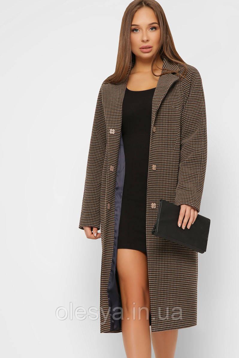 Женское модное Пальто X-Woyz Pазмеры 44 48