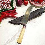 Узбекский классический нож-пчак, фото 2