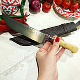 Узбекский классический нож-пчак, фото 3