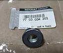 Гайка шпильки приемной трубы Renault Logan (оригинал), фото 3