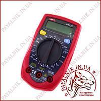 Мультиметр универсальный UNI-T UT-33C (made in EC) (MIE0045) оригинал