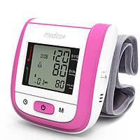 Тонометр автоматический на запястье Medica-plus press 402 PN с манжетой (Япония)