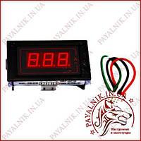 Амперметр постоянного тока цифровой DC 0-10A (PDM-5035)