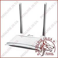 Беспроводной маршрутизатор TP-Link TL-WR820N (2 антенны, 2*FE LAN, 1*FE WAN, N300)