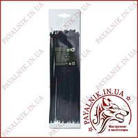 Стяжка кабельная черная 3*150 (2,5*150мм) (100шт)