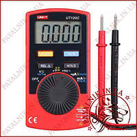 Мультиметр универсальный UNI-T UT-120C автомат (made in EC) (MIE0144) оригинал
