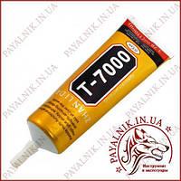 Клей ZHANLIDA T-7000 Medium viscosity электротехнический 110мл. black