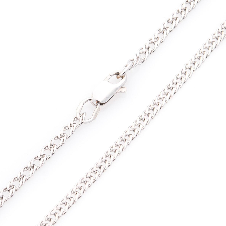 Серебряная цепочка Плетение: двойной ромб 2.5 мм