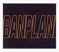 Теплый темно-синий флисовый хомут шарф Urban Planet HPD NVY