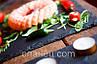 Блюдо для подачи 40х15(14,5) см; натур., сланец., фото 5