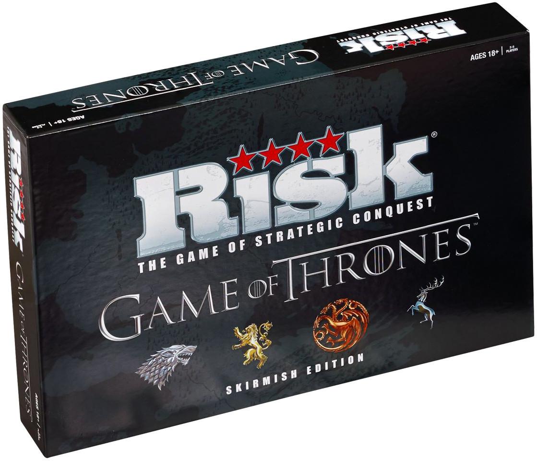 Настольная игра Risk: Game of Thrones (Риск Игра Престолов) eng