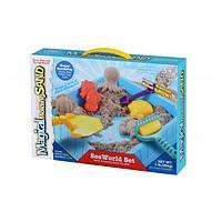 Чарівний пісок Same Toy Морський світ 0,450 кг (натуральний) NF9888-5Ut