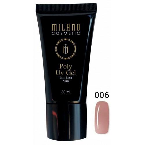 Полигель Milano Acryl Gel №006 - 30 мл