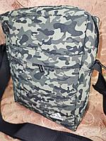 Спортивные барсетка adidas сумка для через плечо камуфляж Искусств кожа только оптом, фото 1
