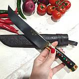 Узбекский нож-пчак, фото 2
