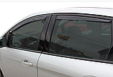 Дефлектори вікон вставні Ford C-Max 2010 - 2019 5D, 4шт, фото 2
