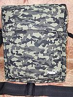 Спортивные барсетка puma сумка для через плечо камуфляж Искусств кожа только оптом, фото 1