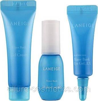 Набо пробников LANEIGE Water Bank Hydro