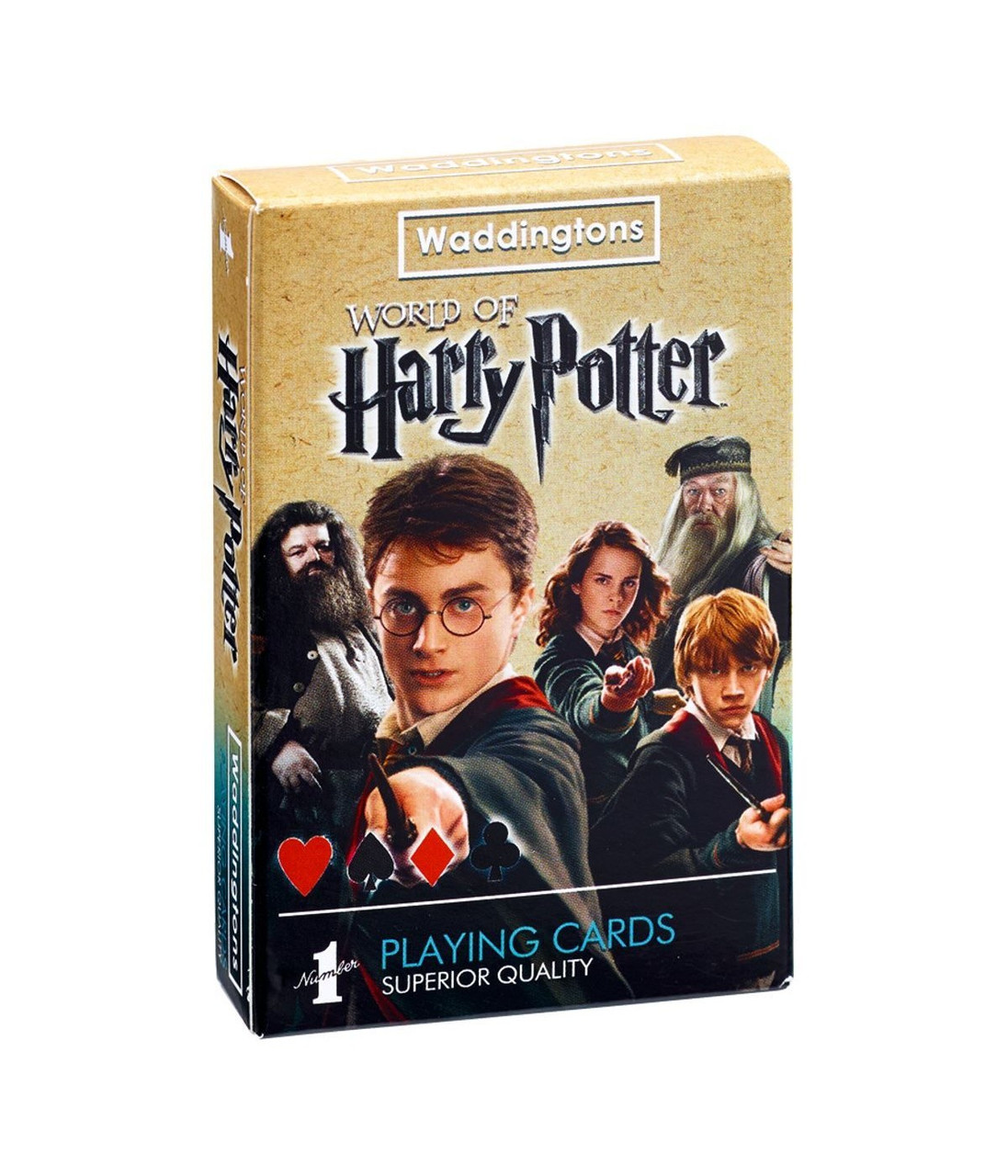 Карты игральные Waddingtons - Harry Potter New (Карты Гарри Поттер)