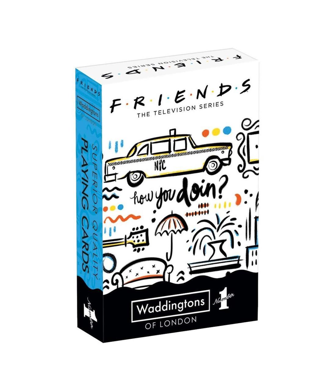 Карты игральные Waddington's Number 1 Friends (Друзья)