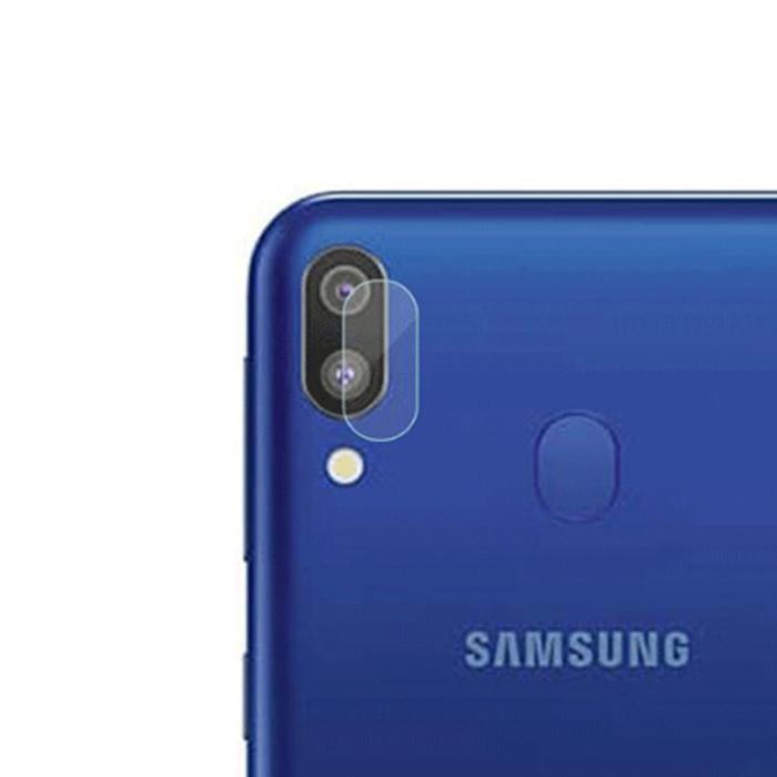 Защитное стекло для камеры Samsung Galaxy A10S (a107)