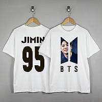 Футболка - BTS JIMIN