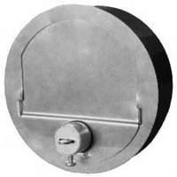 Стабилизатор тяги для дымохода D-150 мм толщина 0,6 мм AISI 304