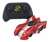 Радиоуправляемая игрушка Climber Wall Racer 1601C Антигравитационная машинка на р/у красный