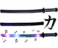 Светящий меч Самурая