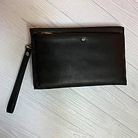 Мужской большой кожаный клатч-портмоне A.Ricco, фото 1