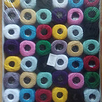 Нитки Ирис Gold Thread № 0171 микс 42мотка