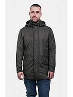 Мужская куртка ветровка Riccardo ПЛ Хаки