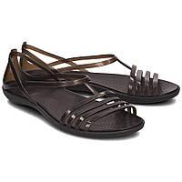 Crocs Isabella Sandal оригинал США W7 37-38 (23.5 см.) классические босоножки сандалии лодочки крокс original
