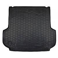 Коврик в багажник MITSUBISHI Pajero Sport (2008>) (пластик) (Avto-Gumm)
