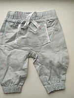 Детские штаны лен Lupilu 62 рост