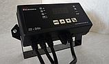 Автоматика для твердопаливного котла зі шнеком для подачі палива Inter Electronics IE-28n (Польща), фото 2