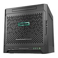 Сервер HPE MicroSvr Gen10 X3216 1.6GHz/2-core/1MB/1P 8GB 4 LFF NHP SATA Twr