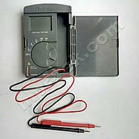 Мультиметр цифровой Konstar PM-10 (300В, 32МОм, тест диодов, звуковая прозвонка)