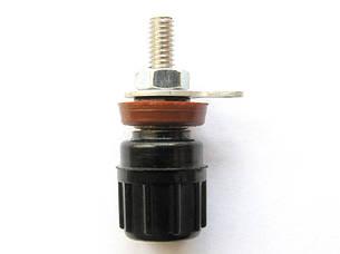 КП-1Б Клема приладова з пелюсткою і одною карболітовою шайбою