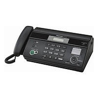 Факс Panasonic KX-FT984UA-B Black (термопапір)