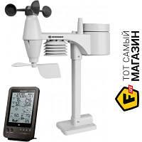 Домашняя метеостанция Bresser Weather Center 5в1 WTW Brown - барометр, термометр, гигрометр, анемометр, осадкомер