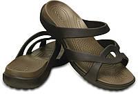 Crocs Women's Meleen Twist Sandal оригинал США W9 39 - 40 женские сланцы шлёпки крокс кроксы  original