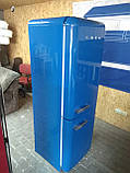 Ретро холодильник SMEG 185см, фото 2
