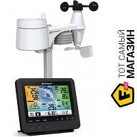 Домашняя метеостанция Bresser Weather Center Wi-Fi 5в1 Profi Sensor Black - барометр, термометр, гигрометр, анемометр, осадкомер