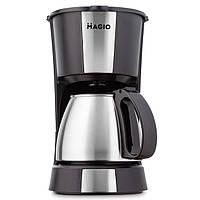 Кофеварка Magio MG-961 чаша нерж