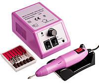 Фрезер маникюр-педикюр для полировки Mercedes 2000 (набор для ухода) Pink (3691)