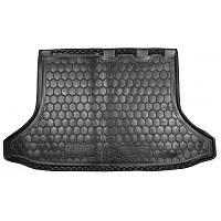 Коврик в багажник CHERY Tiggo (2013>)  (пластик) (Avto-Gumm)